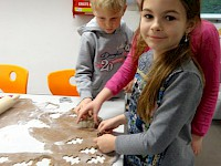 Lebkuchen backen in der 1a