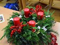 Adventkranzbinden 2016